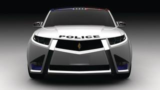 E7 Law Enforcement Vehicle