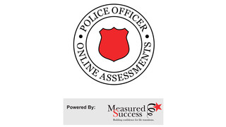 Online officer promotional practice exams