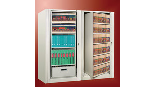 Ez2 Rotary File Cabinet
