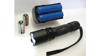 Top Gun P.I. LED Tactical Flashlight