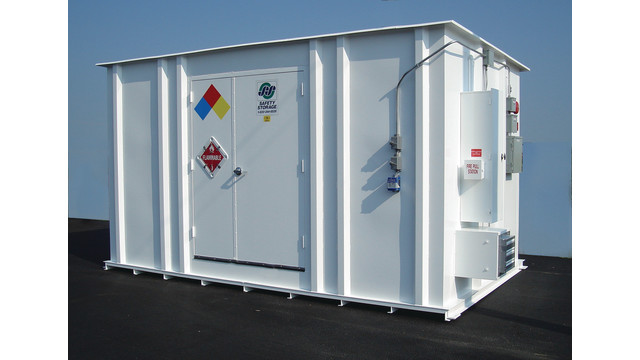 Safety Storage units