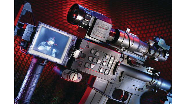 Weapon Video Display (WVD)
