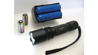 Top Gun P.I. LED Tactical Flashlight