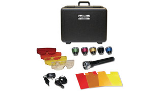OFK-6000 OPTIMAX Multi-Lite LED Forensic Inspection Kit