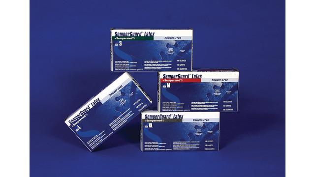 SemperGuard Latex Industrial Poweder-Free Glove