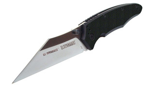 Be-Wharned wharncliffe folding knife