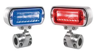 Engine guard LED