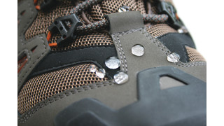 ion-mask Technology for Tactical Footwear, Boots