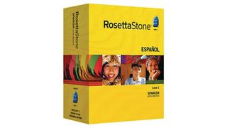 Rosetta Stone language tool
