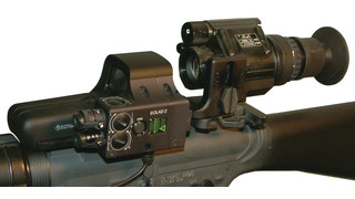 ITT Night Vision's Night Enforcer PVS-14