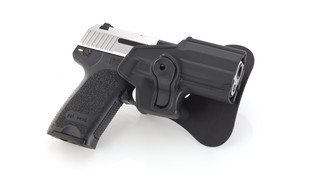 Retention Roto Paddle Holster