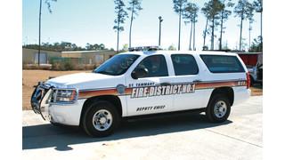 St. Tammany Parish Chief Command Unit