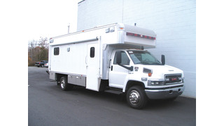 Tactical, SWAT Command Unit for Westchester, NY DOC