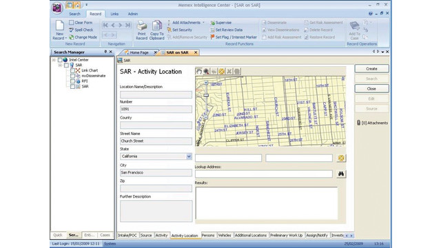 Oracle GIS