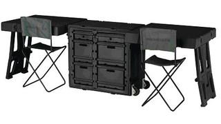 Deployment-ready Field Desks