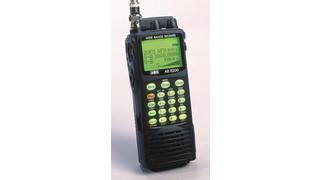 AR8200MkIII handheld radio