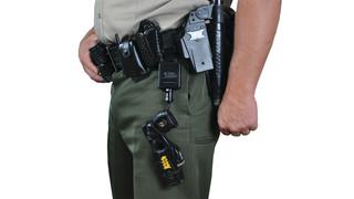 Gear Keeper Retractable Stun-Gun Tether