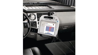 RAM Mounts For The Panasonic Toughbook CF-H1
