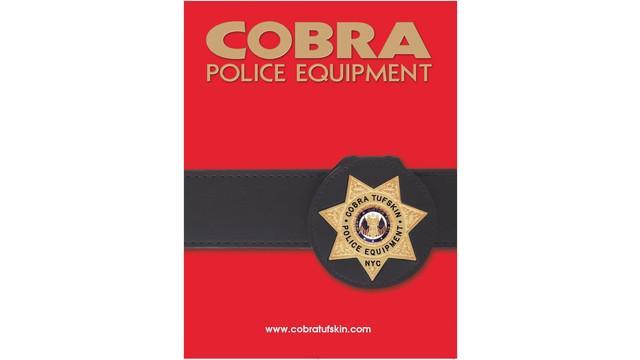 COBRA POLICE EQUIPMENT