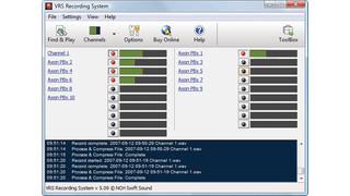 VRS Call Recording / Radio Logging