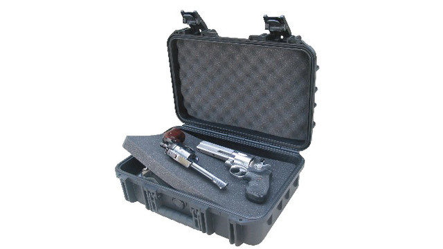 3I-1610-5B-L Waterproof Piston / Optics Utility Case