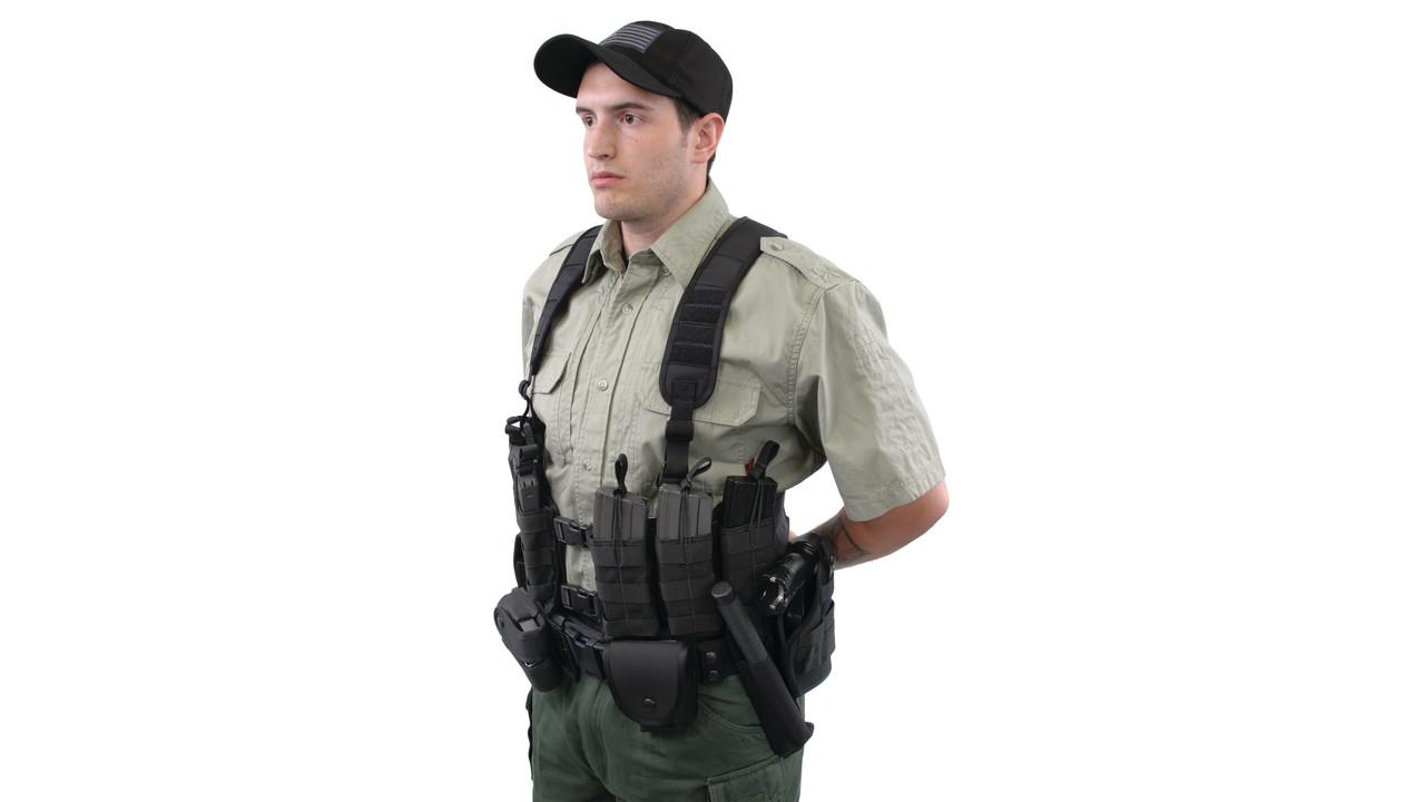 Law Enforcement Tactical Gear Line Officer Com