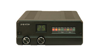 SVR-P250  P25 Vehicular Repeater