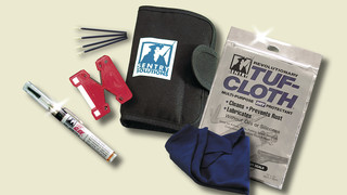 Knife and tool care kit