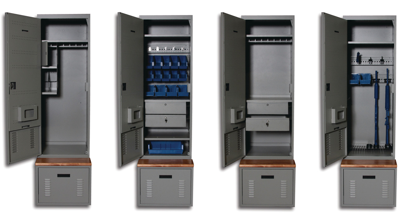 individual locker system An electronically-controlled locker system that  night school and vacations) any locker user can be locked out by the system administrator individual.
