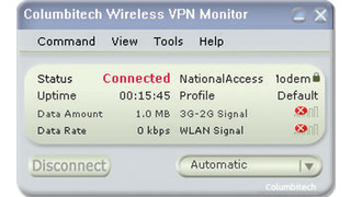 FIPS 140-2 certified Mobile VPN