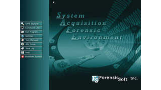 SAFE (System Acquisition Forensics Environment)