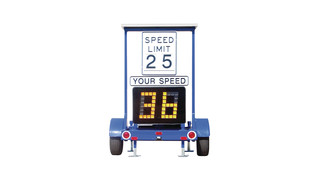 Speed Awareness Monitor II (SAM II)