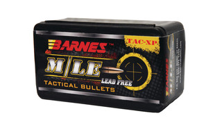 TAC-X rifle bullets