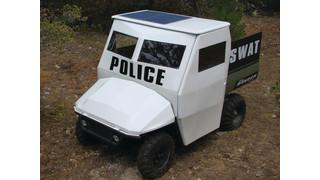 Armored ATV Kit