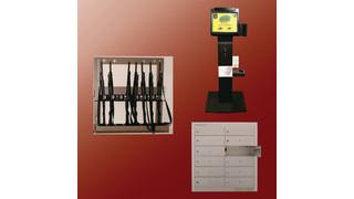 Biometric Asset Tracking System