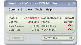 FIPS 140-2 certified Mobile VPN