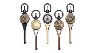 Guardian Handcuff Keys
