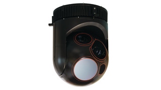 MX-10 EO/IR Imaging Turret