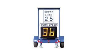 Speed Awareness Monitor II (SAM II)