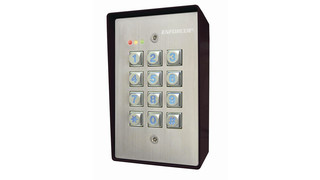 ENFORCER SK-1123-SQ Access Control Keypad