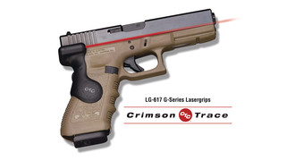 G-Series Lasergrips for GLOCK