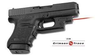 LG-436 Laserguard for GLOCK compacts