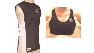 Performance Cooling Shirt & Sports Bra
