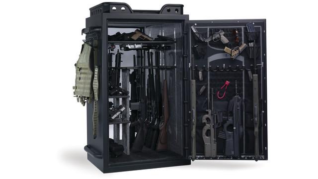 AR34F Tactical gun safe