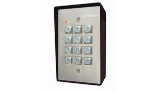 ENFORCER SK-1123-SQ Access Control Keypad