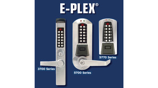 LearnLok Feature, E-Plex PROX-based Locks