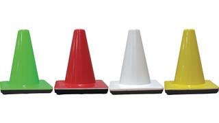 7 Inch Traffic Cones