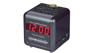 Clock/radio covert surveillance