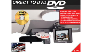DVD Partner police in-car video system
