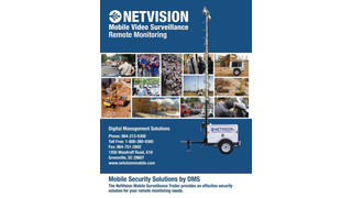 Netvision Mobile Video Surveillance System
